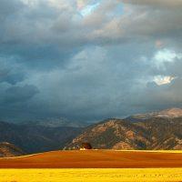 Unde A Dark Prairie Sky © Keehn Gray